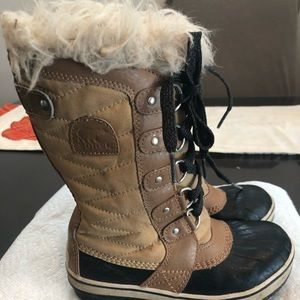 Sorrel Winter Boots